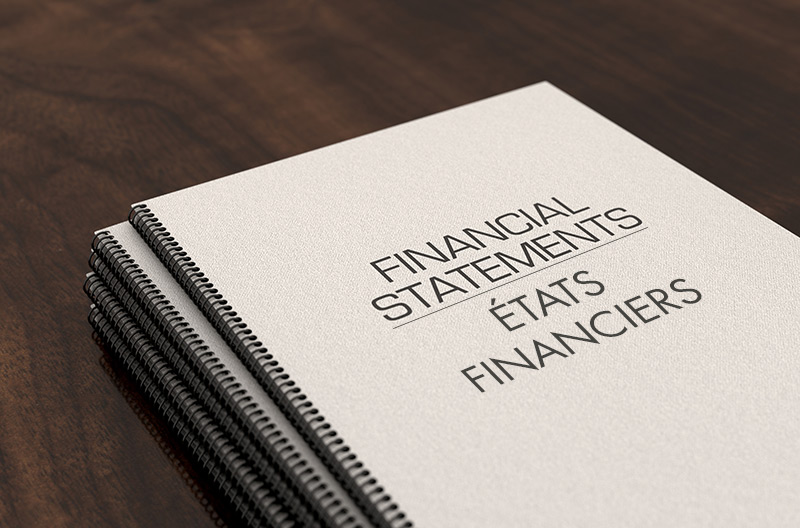 financial statements 206