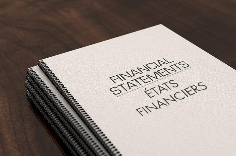 financial statements 206
