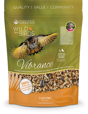 Bag of Vibrance birdseed