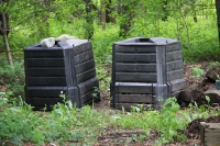 composters at work