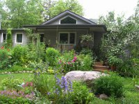 Cottage gardening is one of many gardening styles