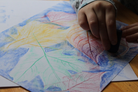 leaf rubbings 11 - 575px