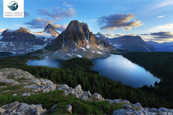 Mount Assiniboine, Alberta Canada