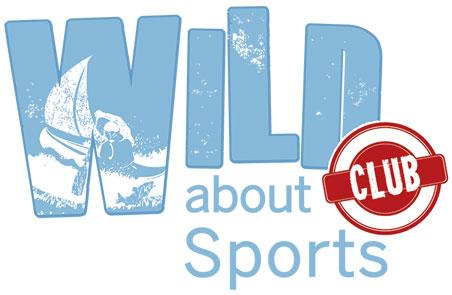 Wild about sports club logo