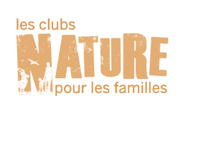 French WILD Family Nature Club logo
