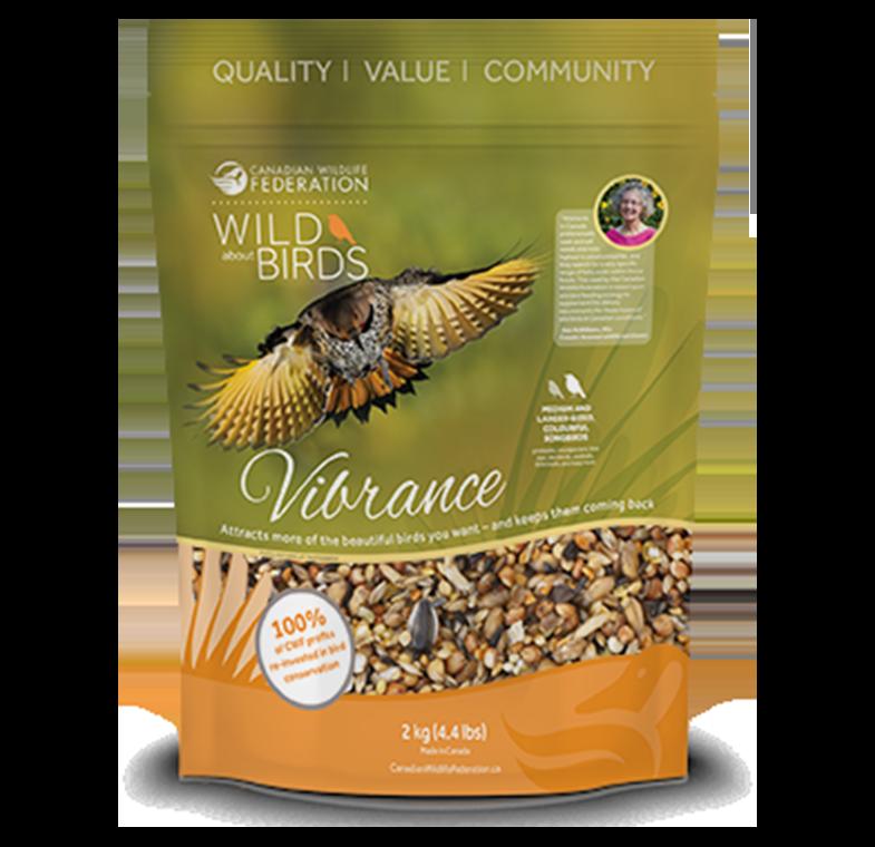 vibrance seed bag