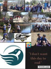 Forest Heights School in Chester Basin