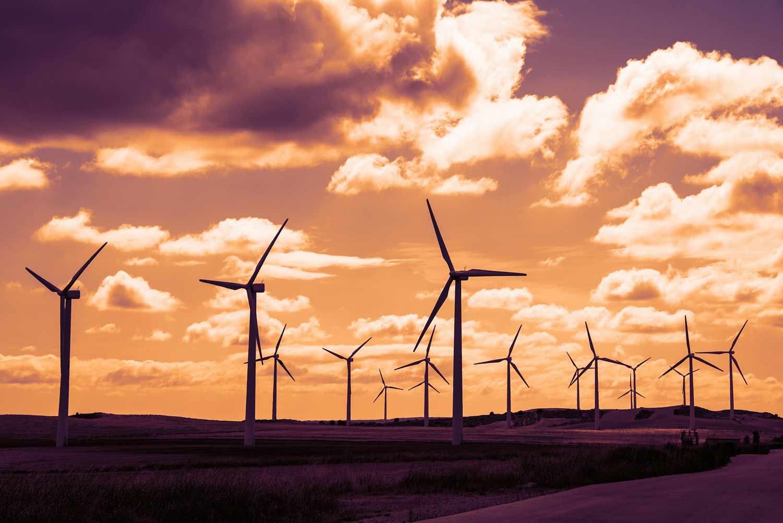 wind turbines energy