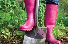 pink gardening boots 286