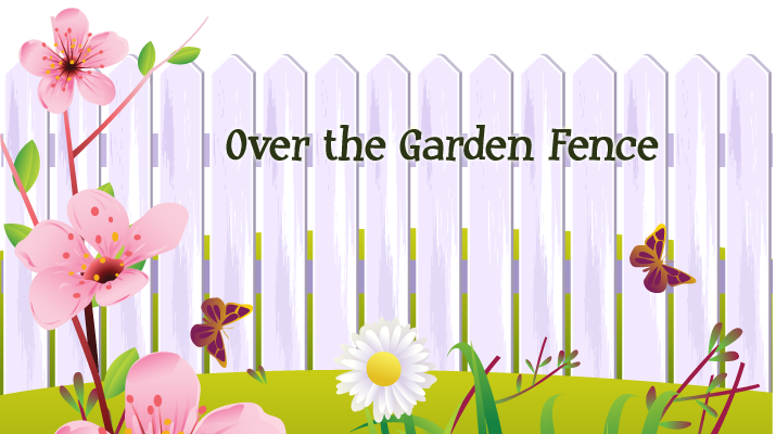 Over the Garden Fence center