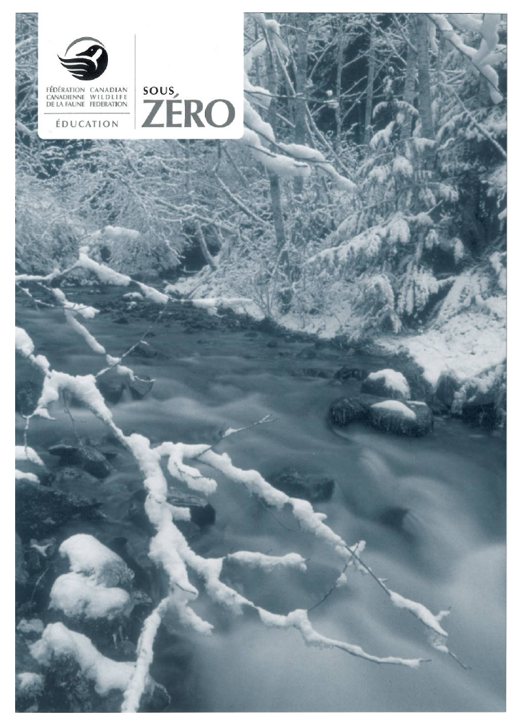 Below Zero program cover